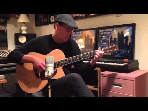 Check out Jeff Allegue playing acoustic guitar in the Samson G-Track