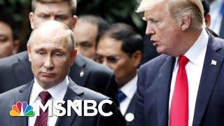 At NATO Summit, President Donald Trump Does What Vladimir Putin Wants Most | Morning Joe | MSNBC
