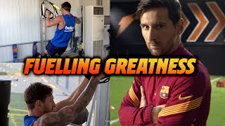 FUELLING GREATNESS with MESSI, PIQUÉ, GRIEZMANN, ANSU & BUSQUETS (by Gatorade)