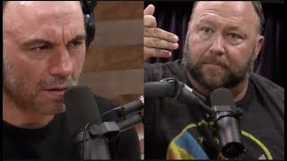Alex Jones Freaks Joe Out