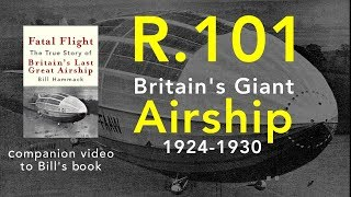Britain's Giant Airship: R.101
