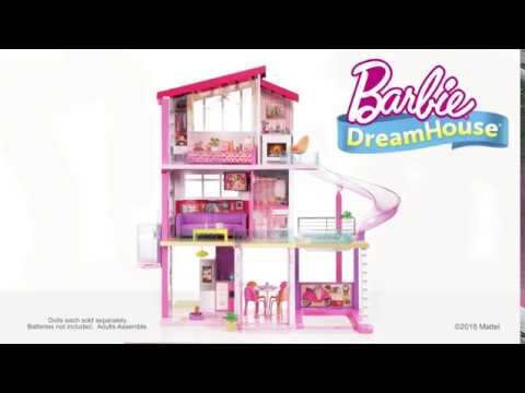 video Barbie Rüya Evi 2019