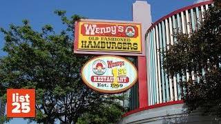 Delicious Facts About Wendy's You Should Know