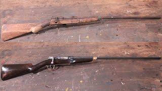 Old Rifle Restoration
