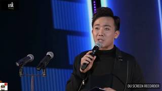 Sơn Tùng đoạt giải Zing Music Awards 2017, là idol của Trấn Thành