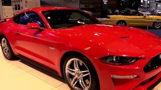 2018 Ford Mustang Mach 1 Limited Edition | Exterior and Interior | First Impression | Look in 4K