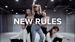 New Rules - Dua Lipa / Jin Lee Choreography