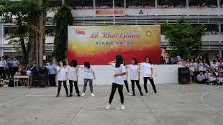 Dance cover Havana - Trường mầm non remix - Forever Young-As if it's your last- Đóa Hoa Hồng-Gashina
