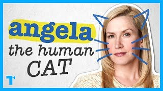 The Office: Angela, A Guide to Cat People