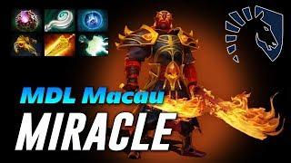 Miracle Ember Spirit   Liquid vs EHOME   MDL Macau Dota 2