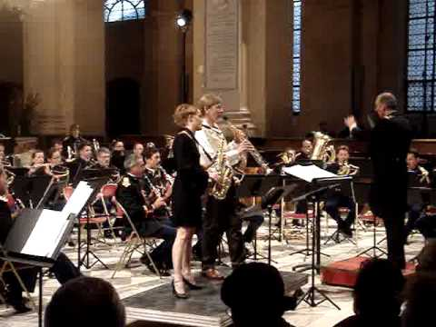 R.Gliere - Double concerto (4-e mouvement)