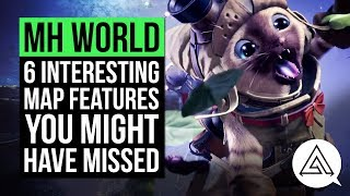 Monster Hunter World   6 Interesting Map Features You Might Have Missed