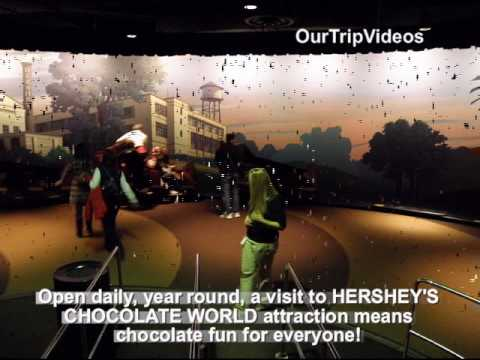 Pictures of HERSHEY Chocolate World Tour, Hershey, PA, US