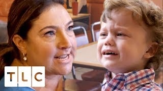 HUGE Toddler Tantrum in Restaurant | Jo Frost: Nanny On Tour