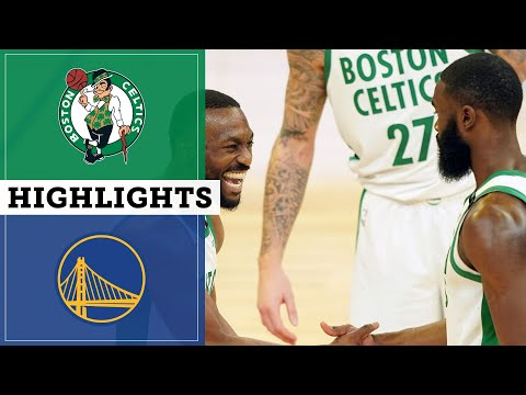 Celtics start west coast trip off with huge win against the Warriors | NBC Sports Boston