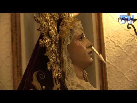 Besamanos de la Virgen de la Concepción de la Trinidad 2015