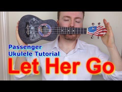 Baixar Passenger - Let Her Go (Ukulele Tutorial)