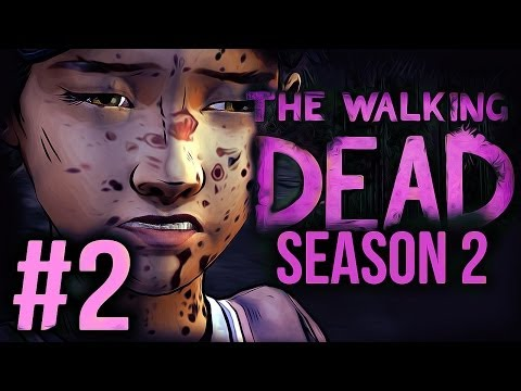 TOUGH DECISIONS! - The Walking Dead: Season 2 - Part 2 - Gameplay / Walkthrough - Smashpipe Games