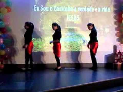 Baixar Coreografia  BRILHA JESUS IBMC PARIS