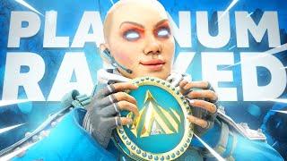 Destroying Platinum Ranked Lobbies (Apex Legends Season 9)