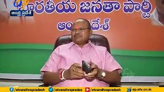 BJP's Kanna Writes to CM Jagan Over YS Viveka Murder Case..