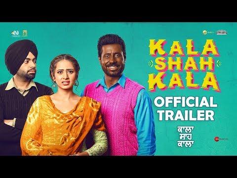 Kala Shah Kala - Official Trailer - Binnu - Sargun Mehta - Jordan - Amarjit Singh