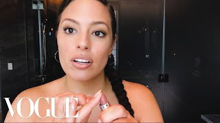 Ashley Graham's Red Carpet Beauty Look | Beauty Secrets | Vogue