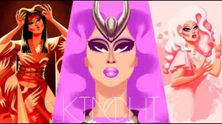 All Of Kim Chi's Runway Looks