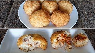 ARANCINI Italian Deep Fried Rice Balls