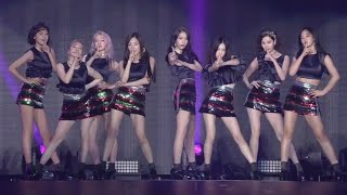 [1080p] 소녀시대 SNSD 少女时代 Girls' Generation - Mr. Taxi (SMTown Live 2017 In Japan)