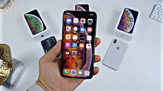 iPhone XS Max Clone Unboxing 🔥 Face ID, iOS 12.0 & More 😍