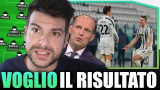 DOBBIAMO PARLARE di Allegri e dei tifosi della Juventus! | SERVONO I RISULTATI
