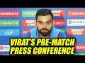 ICC Champions trophy: Virat Kohli speaks on India vs Sri Lanka, press conference