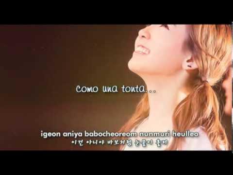 SM The Ballad (Taeyeon) - Set Me Free [Sub Español + Hangul + Rom]