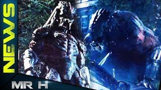 Upgrade Predator REVEALED In Trailer For The Predator 2018