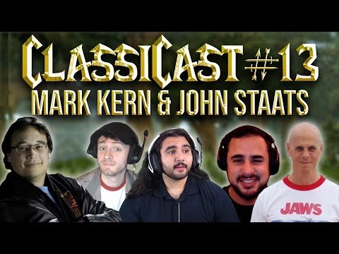 ClassiCast #13 | Vanilla WoW Team Lead Mark Kern & John Staats - The WoW Classic Podcast