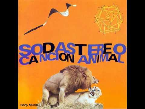 Soda Stereo - De Música Ligera (Instrumental)