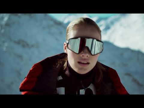 Goldbergh Adele Womens Winter Coat in Red