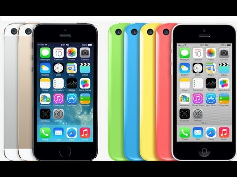 Apple Event Recap - IPhone 5S/5C/iOS7 - Fingerprint Scanner - Pre-Order/Release And More! - Smashpipe Tech