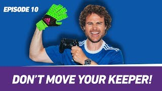 DON'T move your keeper in FIFA 19 - YouTube