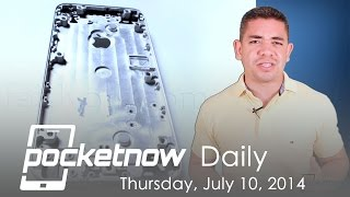 iPhone 6 chassis leaks, Android backups, Microsoft shake-ups & more – Pocketnow Daily