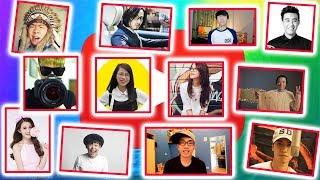 10 Vlogger Đời Đầu Việt Nam Giờ Ra Sao?