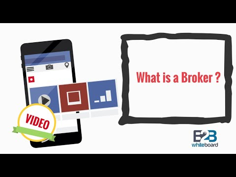 What is a Broker ?