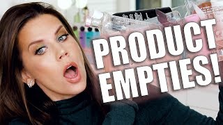 PRODUCT EMPTIES | What I'd Buy Again ...