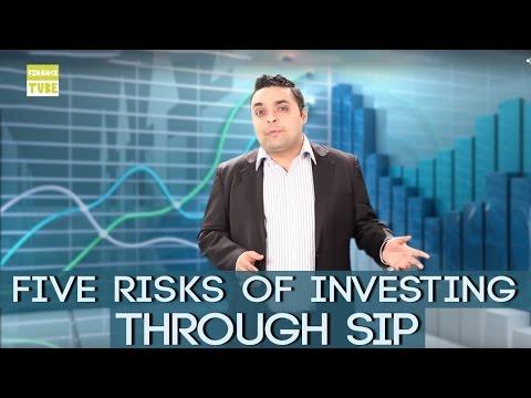 Five Risks Of Investing Through SIP | Vishal Thakkar