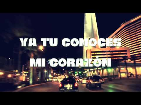 QUIERO SER COMO TU (VIDEO DE LETRAS) REDIMI2 feat. ALEX CAMPOS