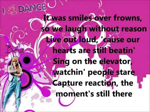 Baixar Bella Thorne and Zendaya Contagious Love Lyrics