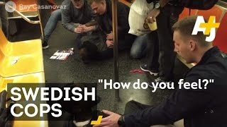 Did These Swedish Cops School The NYPD?