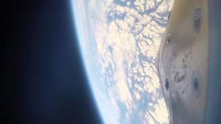 Journey of a rocket – from launch to landing / Mitflug auf einer Rakete  - vom Start bis zur Landung