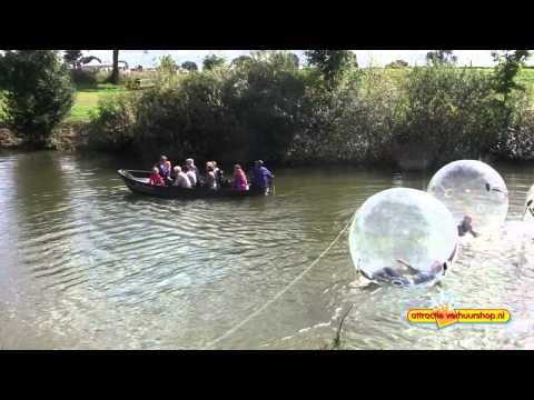 Waterballen Huren | Attractie Verhuurshop.nl